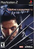 X2: Wolverine's Revenge (PlayStation 2)